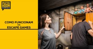 como funcionam os escape games