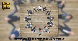 vantagens do treinamento corporativo