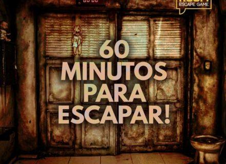60 minutos para escapar